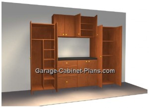 Garage Cabinet Plans Build Your Own Garage Cabinets