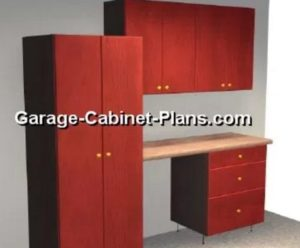 Garage Cabinet Plans & Garage Cabinet Plans | Build Your Own Garage Cabinets