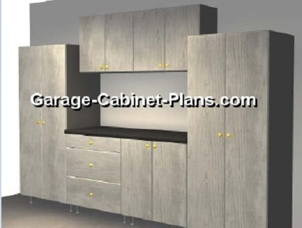 Utility Cabinet Plans 24 Inch Diy Broom Closet So Easy